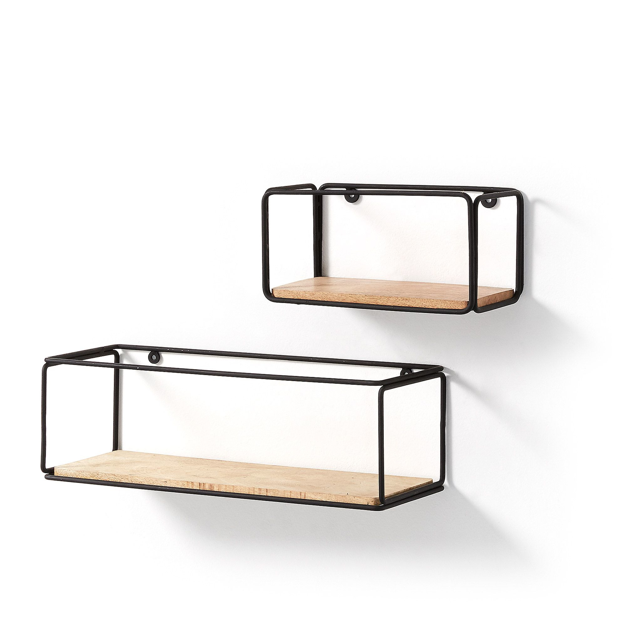 Wall Shelves Ness | Set of 2