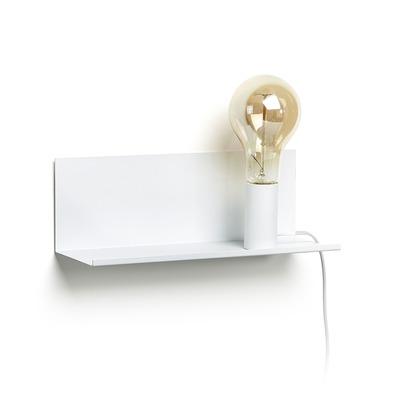 Regal-Wandlampe Hannah | Weiß