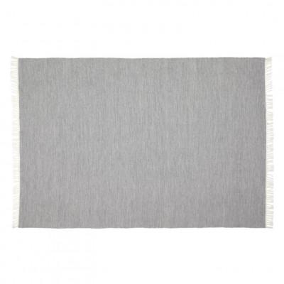 Teppich Elbia Innen/Außen | Grau
