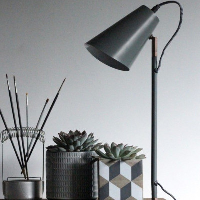 Lamp Miller | Grey