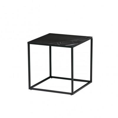 Beistelltisch 45 cm | Schwarz