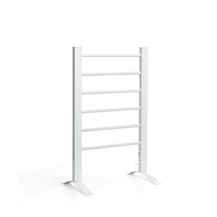 Electric Towel Rail | 6 Bars | White