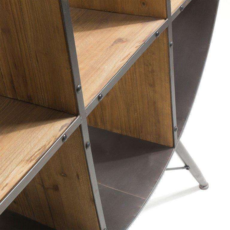 Shelf Round   4 Legs