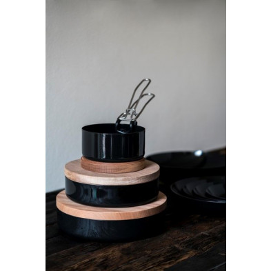 ABCT Pan 28 cm | Black