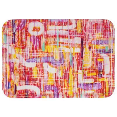Tablett Abstrakt Neon