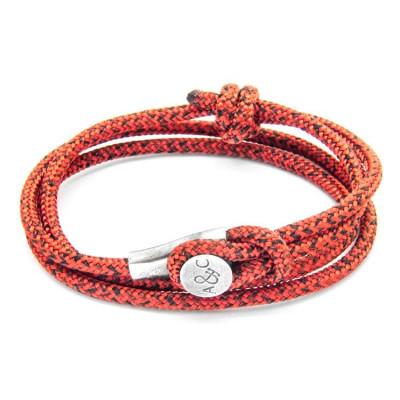 Dundee Bracelet Red Noir