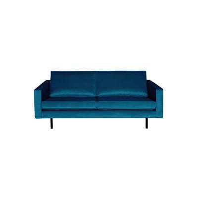 2,5 Seater Sofa Rodeo Velvet | Blue