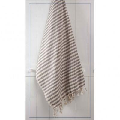 Handtuch Akazie   Beige