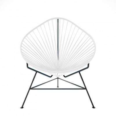 Baby Acapulco Stuhl Weiß