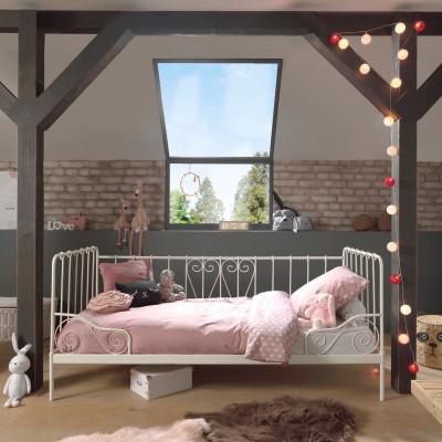 Kinderbett Alice   200 x 90 cm   Weiß