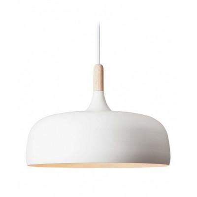 Pendant Lamp Acorn | White