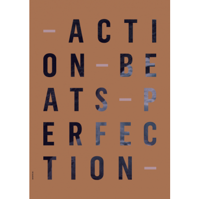 Just My Type Poster | Action Perfektion