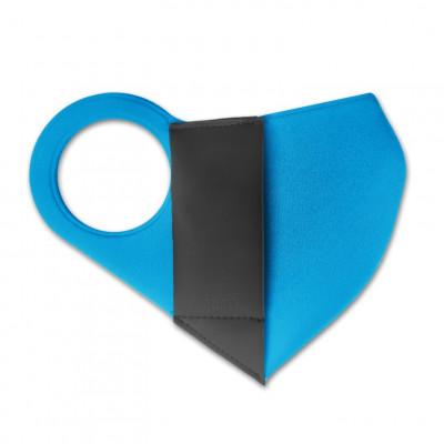 Aktivmaske für Kinder   Hellblau