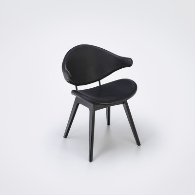 Acura Solid Chair | Leer Scwharz & Holz