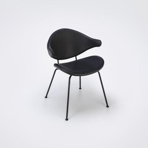 Acura Tube Chair | Leder & Metall