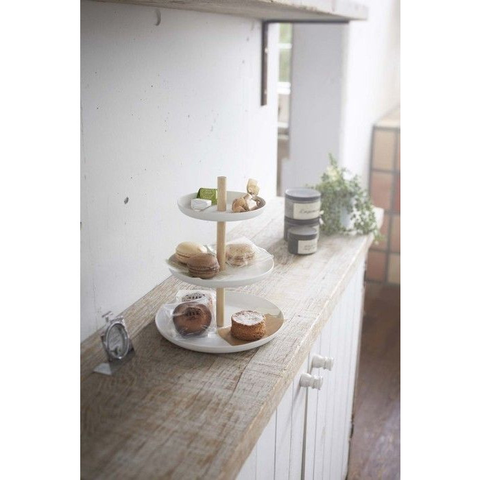 Accessories/Kitchen Tray 3 Tosca   White