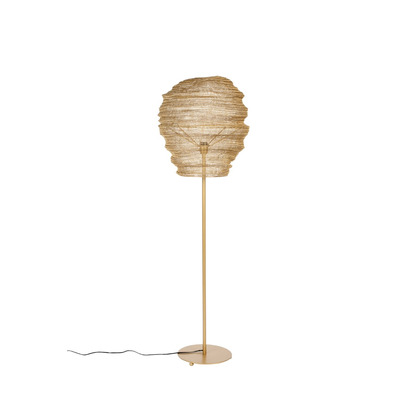 Stehlampe Lena   Brass