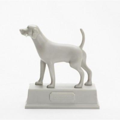 Good Dog Toothpick Dispenser   Stone White
