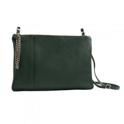 Shoulder Bag Adela | Bottle Green