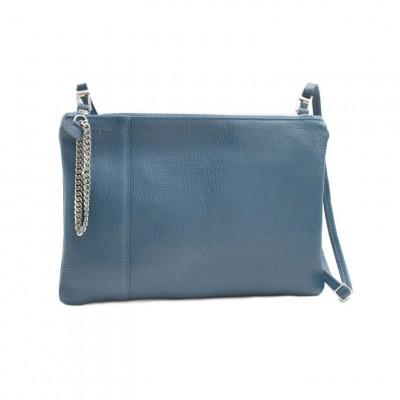 Shoulder Bag Adela | Jeans Blue