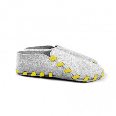 Lasso Schuhe | Gelb
