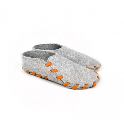Lasso-Schuhe | Orange
