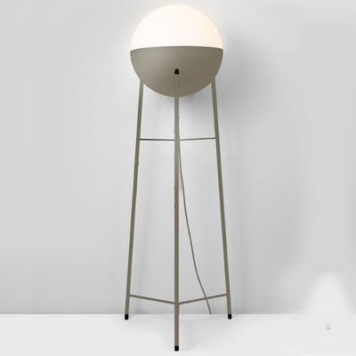 Floor Lamp Half Small Tripod ø 35 cm | Cream