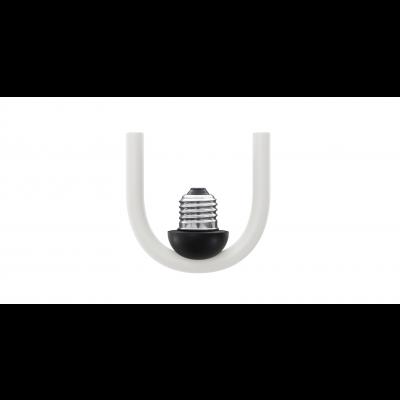 Led-Glühbirne B-Smile-01 | Schwarz