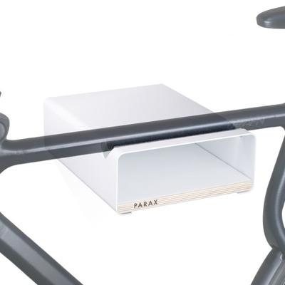 S-Rack Fahrrad-Wandhalterung M | Weiß - Weiß