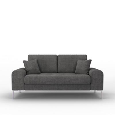 2-Sitzer-Sofa Rime | Anthrazit