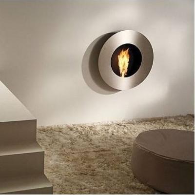 Chapeau Mobile Bio-fireplace