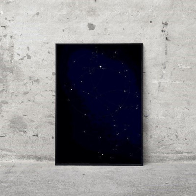 Random Constellation Poster