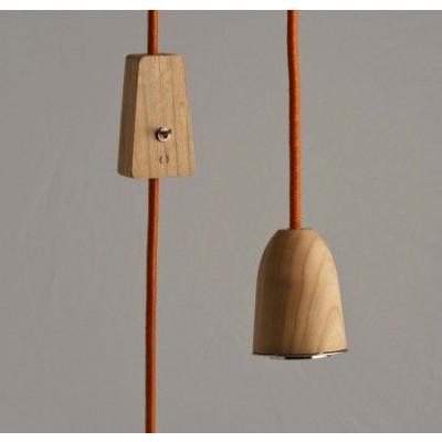 Nuda Trapezio Lampe mit Schalter