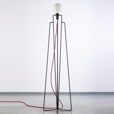 Model 1 Lampe | Schwarz