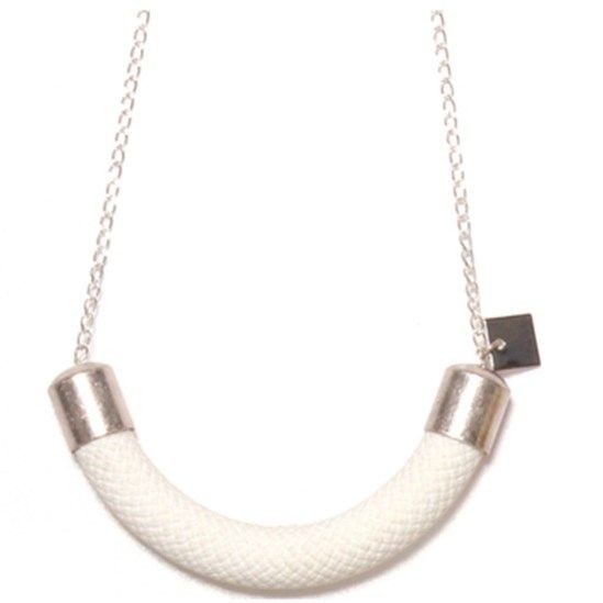 Smile Necklace Pistache