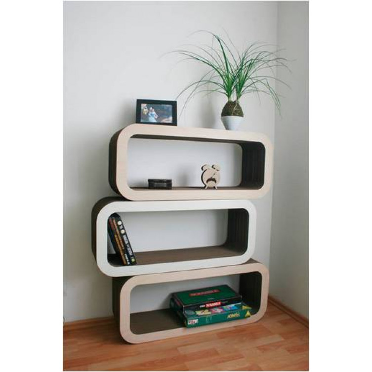 Cardboard Shelf Set | Trio