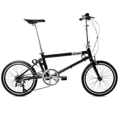 Foldable Bike Black Sunrise