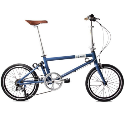 Foldable Bike Deep Blue
