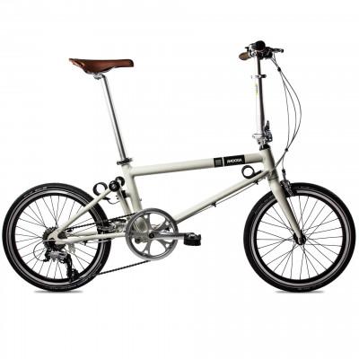 Foldable Bike White Sunrise