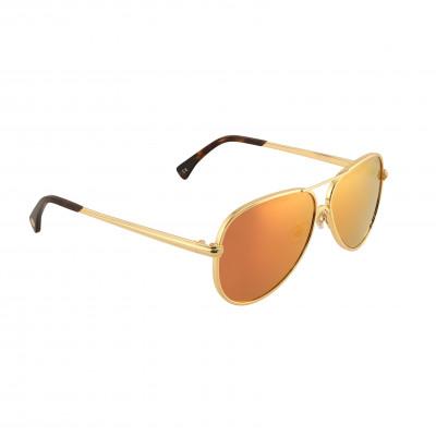 Air Fox 2 Deluxe Sunglasses   Gold