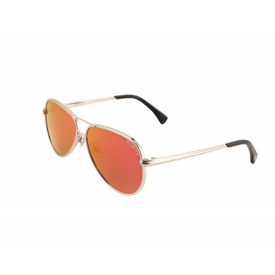 Air Fox 2 Deluxe Sunglasses   Silver