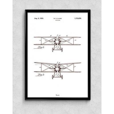Print   Airplane