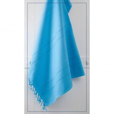 Handtuch Ajur   Aqua