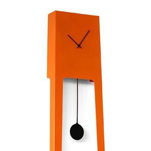 Clock Tiuku Pendulum   Orange
