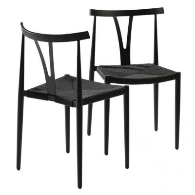 Alfa Chair | Black