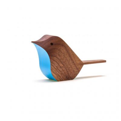 Bird Walnut | Blue