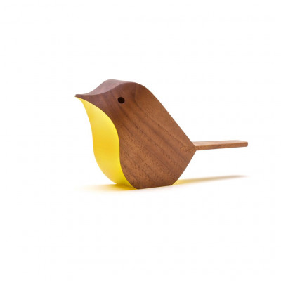 Bird Walnut | Yellow