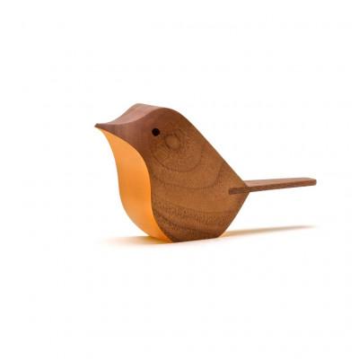 Bird Walnut | Orange