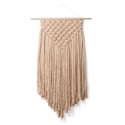 Wool Wall Hanger | Blush