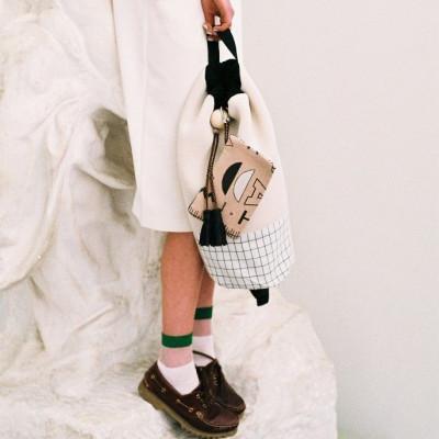 Allison Bucket Bag